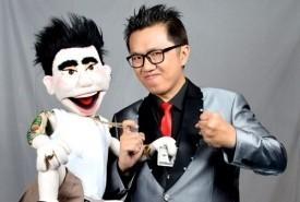 Comedy Ventriloquism Show - Clean Stand Up Comedian Singapore, Singapore