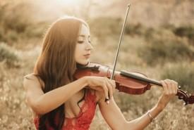 Ellie Krasner - Violinist Las Vegas, Nevada