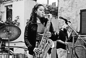 Anna Chai - Saxophonist