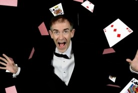 Magic of Iain Shaw - Close-Up / Weddings / Cabaret / Children's Entertainer / Corporate - Cabaret Magician Sheffield, Yorkshire and the Humber