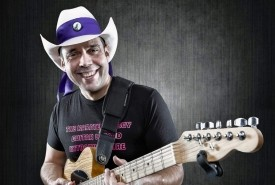 Chris DeVore - The Karate Cowboy  - Solo Guitarist Austin, Texas