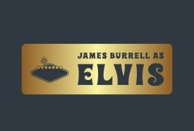 James Burrell as Elvis Presley - Male Singer Exeter, South West
