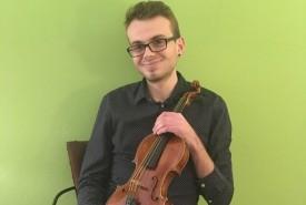 Matthew Musachio--Classical Violinist - Violinist Baltimore, Maryland