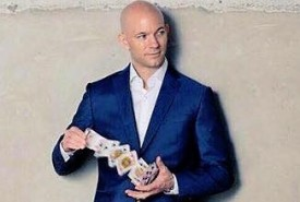 Chad Chesmark - Mentalist / Mind Reader United States, Texas