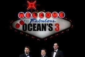 Ocean's 2 / Ocean's 3 - Rat Pack Tribute Act