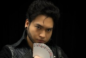 Apollo Riego - Cabaret Magician New York City, New York