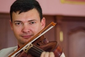 Maksym Kravchenko - Violin Teacher