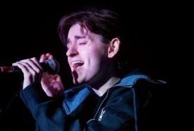 Ivon Roberts - Male Singer Cork, Munster