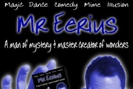 Mr Eerius  - Cabaret Magician Devon, South West