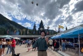 Tanner Alder - Juggler Salt Lake City, Utah