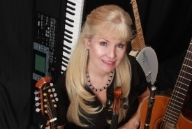 Kelley Kennedy One Woman Band Variety Shows - Multi-Instrumentalist Miami, Florida