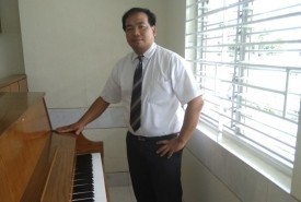 spencer aaron L Sangco - Pianist / Keyboardist China