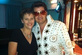 Memphis Mike - Elvis Tribute Act - Elvis Impersonator