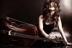 Lastara string duo/trio/cello solo - Cellist Ukraine