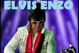 Elvis Enzo & Legends  - One Man Band Toronto, Ontario