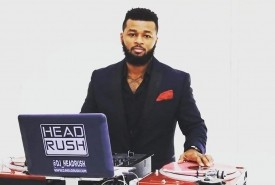 Dj Headrush  - Nightclub DJ Philadelphia, Pennsylvania