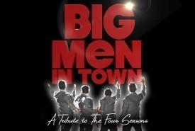 Big men in town - Other Tribute Act Liverpool, North of England