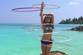 Amy HoopLovin - Hula Hoop Performer