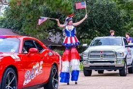 The Amazing Bacon - Hula Hoop Performer Baton Rouge, Louisiana