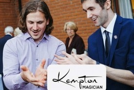 Kempton - Award Winning Magician 2020 - Close-up Magician Colchester, East of England