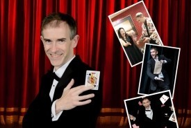 The Magic of Iain Shaw - Comedy Cabaret Magician
