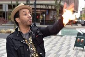 The street mentalist  - Comedy Cabaret Magician Springfield, Massachusetts