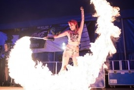 Olivia Livewire - Fire Performer Exeter, South West