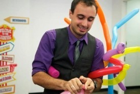 Brian Patrick Entertainment - Balloon Modeller
