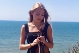 Athena Octavia - Violinist Richmond, London