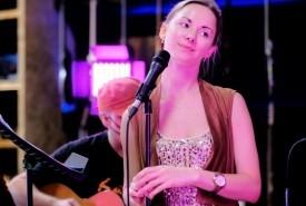 Jelena Hirv - Female Singer Charlotte, North Carolina