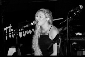 Megan Bibby - Female Singer Manchester, North of England