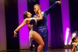 Salsa Cabaret show - Other Dance Performer