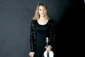 Aleksandra - Violin Teacher