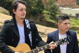 Santiago & Brandon Acoustic Duo - Duo