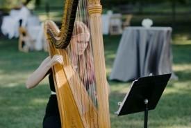 Becca Schaefer, Harpist - Harpist