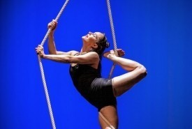 Leah the acrobat - Aerialist / Acrobat Chicago, Illinois