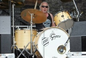,dave burgess - Drummer Chesterfield, Midlands
