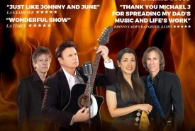 Mighty Cash Cats--Johnny Cash Tribute - Other Tribute Band Ventura, California