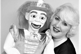 MISS MERLYNDA - Ventriloquist and Puppeteer For Childrens Events - Puppeteer