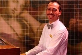 Roberto Franca - Pianist / Keyboardist Milan, Italy