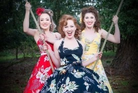 The Ozzettes - Vocal Trio Beckenham, London