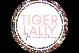 Tiger Lally Facepainting - Face Painter Bristol, South West