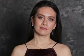 Evgeniya Aknazarova -  violin/vocal show - Violinist 603002, Russian Federation