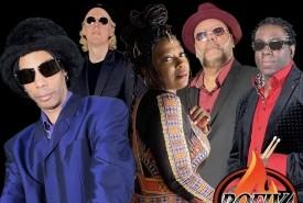 BOFiya = Band On Fiya - Jazz Band Los Angeles, California