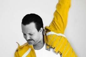 Alex Holt  - Freddie Mercury Tribute Act