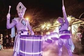Moz Drums - LED Entertainment Lille, France