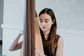 Denise Fung, Harpist  - Harpist Toronto, Ontario