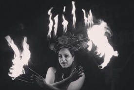 Nikki Talis - Fire Performer New York City, New York