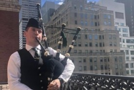 Kevin Long - Bagpiper New York City, New York