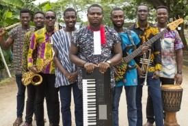 Topishfiga  - African Band Accra, Ghana